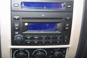 陆风X9                 中控台音响控制键