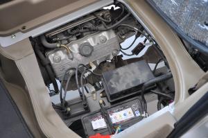 佳宝V70 Ⅱ 发动机