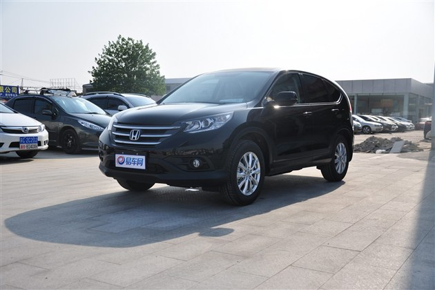 温岭凯迪东风本田CR-V最高优惠2万元