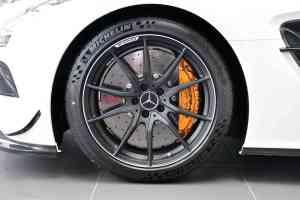 进口奔驰SLS级AMG 轮圈
