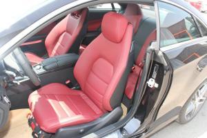 E级双门轿跑车(进口)驾驶员座椅图片