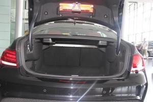 E级双门轿跑车(进口)行李箱空间图片