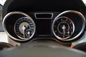 进口奔驰M级AMG 仪表