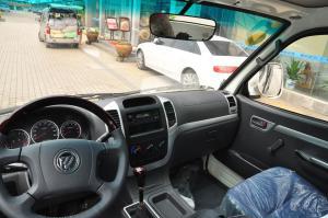 福田风景 中控台驾驶员方向