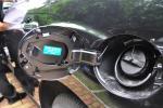 CX-7油箱盖图标