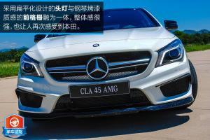 奔驰CLA级AMGCLA 45 AMG试驾图片
