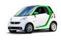 fortwo 电动