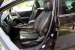 马自达CX-7前排空间图片