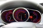 马自达CX-7仪表盘背光显示图片