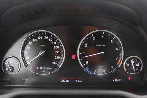 宝马X4(进口)仪表 图片