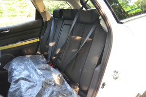 马自达CX-7 后排座椅