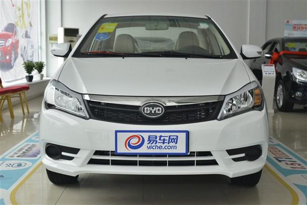 比亚迪将推F3 1.2T车型 或年内正式投放