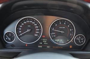 进口宝马3系旅行轿车 仪表