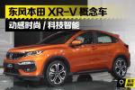XR-V车展图解