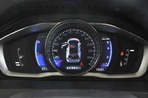 沃尔沃V60(进口)仪表盘背光显示图片