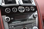 阿斯顿马丁DB9 中控台空调控制键