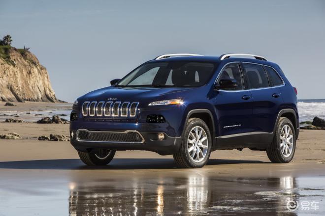 2015款Cherokee自由光