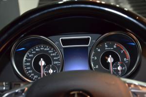 奔驰G级AMG(进口)仪表盘背光显示图片