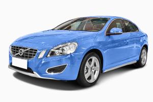 进口沃尔沃S60           动力蓝金属漆
