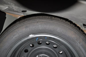 智尚S30 备胎品牌