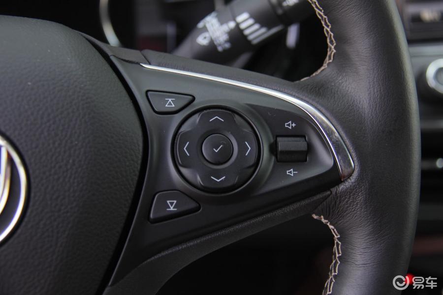 【昂科威ENVISION2014款28T 四驱全能运动旗舰型方向盘功能键(右高清图片