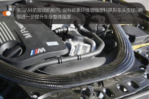 宝马M4(进口)宝马M4对比老款M3图片