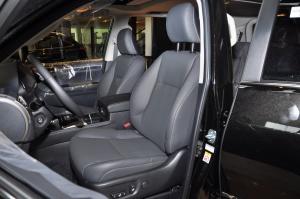 雷克萨斯GX 驾驶员座椅