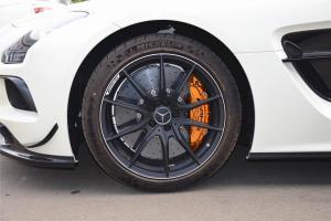 进口奔驰SLS级AMG 奔驰SLS级AMG(进口) 外观 神秘白