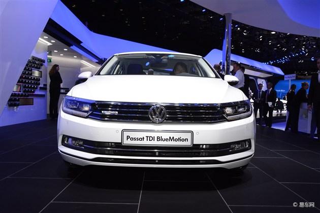 曝上海大众新车计划 2015年内推多款新车