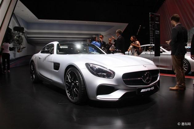 奔驰AMG GT将亮相上海车展 二季度上市