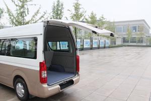 风景G7行李厢开口范围图片