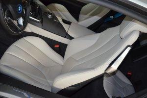 进口宝马i8 驾驶员座椅