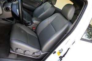 黄海N1 驾驶员座椅