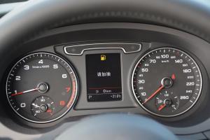 奥迪Q3(进口)仪表盘图片