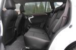 吉利豪情SUV后排空间图片