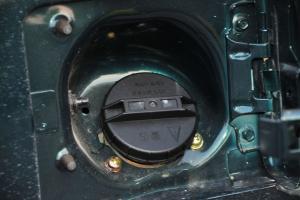 骐铃T5 油箱盖