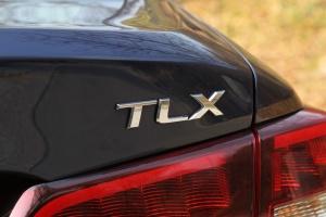 讴歌TLX尾标图片