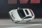 MG GT飞车表演