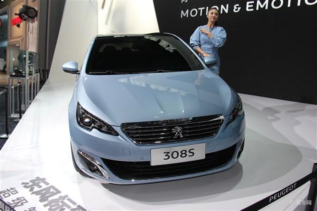曝东风标致308S部分配置 或上海车展上市