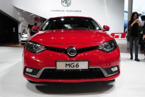 MG 6两厢MG 6两厢图片