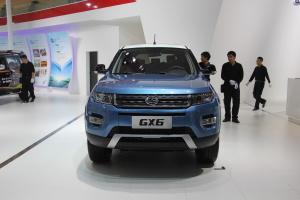 广汽吉奥GX6广汽GX6图片