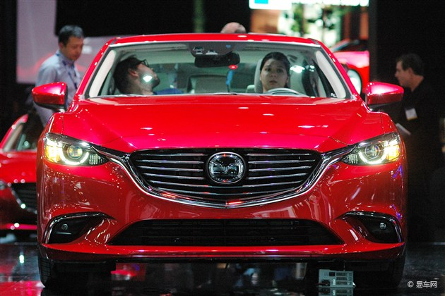 马自达将于上海车展发布改款CX-5/阿特兹