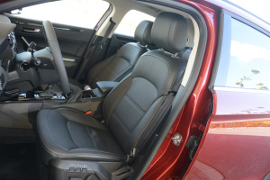 观致3都市SUV驾驶员座椅图片