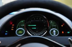 Artega GT仪表盘背光显示图片