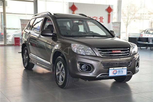 哈弗H6 6AT车型上市 售价13.68-14.58万元
