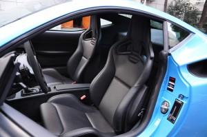 Artega GT 驾驶员座椅