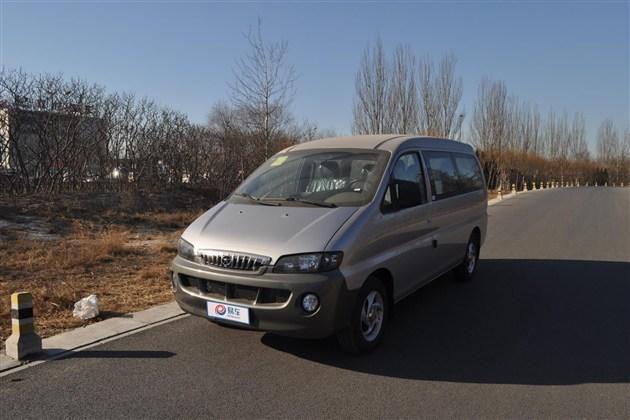 江淮瑞风将推全新MPV车型 或2016年下线