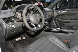 GLE级奔驰GLE63 Coupe