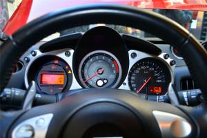 日产370Z仪表 图片