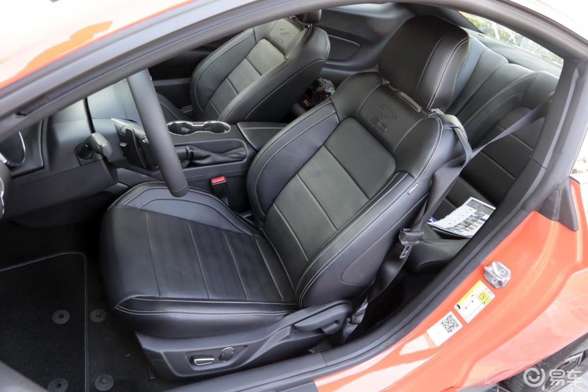 2016款福特野马2.3T最新报价及配置高清图片